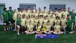 Australian U19 Open & Women Team