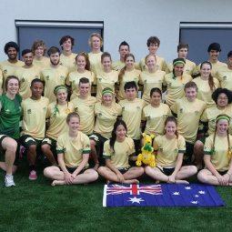 Australian U19 Open & Women Team