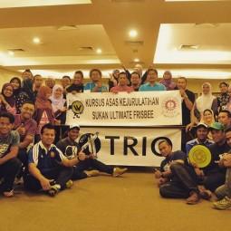TRIO Supporting Local Uni