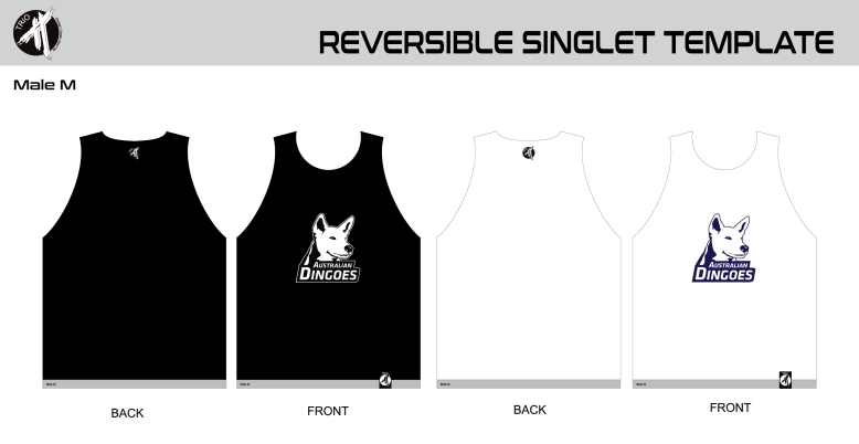 TRIO-Reversible-Singlet-Template